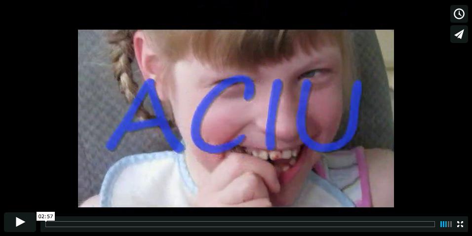 Visita a Apuoles, Residencia para niños con deficiencias psíquicas